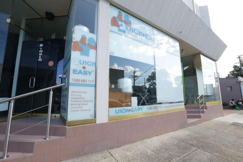 Removalist in Sydney CBD